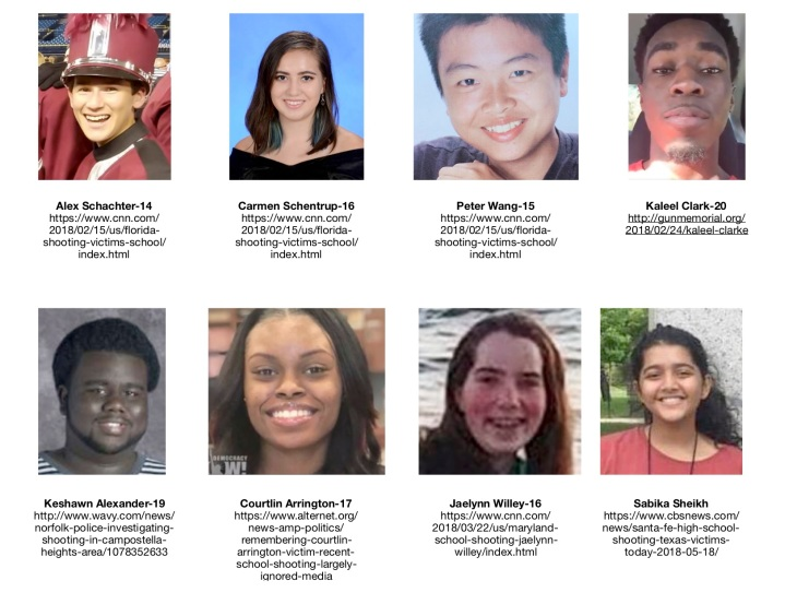 School Shooting Victims 3